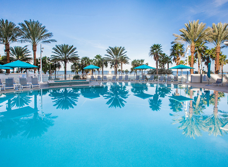 Wyndham Grand Clearwater Beach – Clearwater, Florida