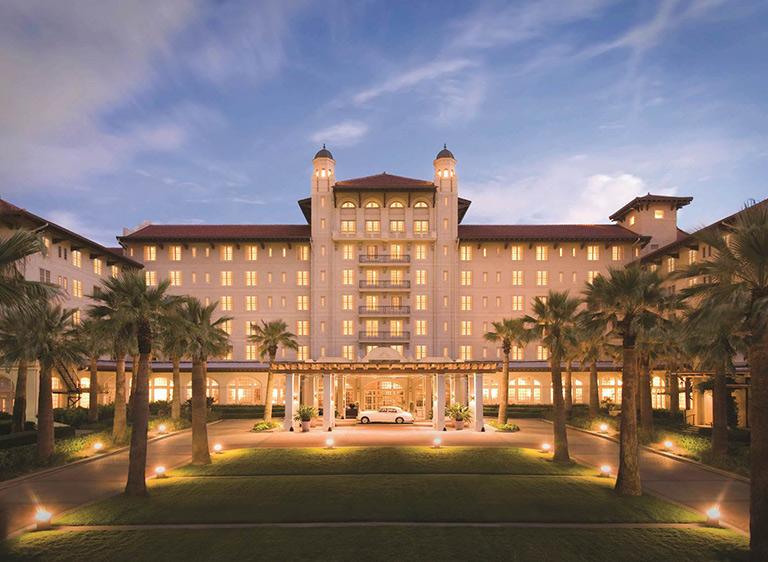 Hotel Galvez & Spa, A Wyndham Grand Hotel – Galveston, Texas