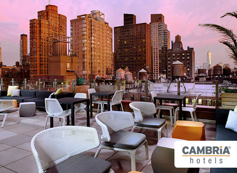 Cambria Hotels,  Chelsea, New York