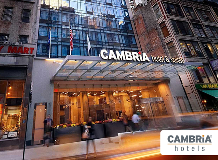 Cambria Hotels, Times Square, New York
