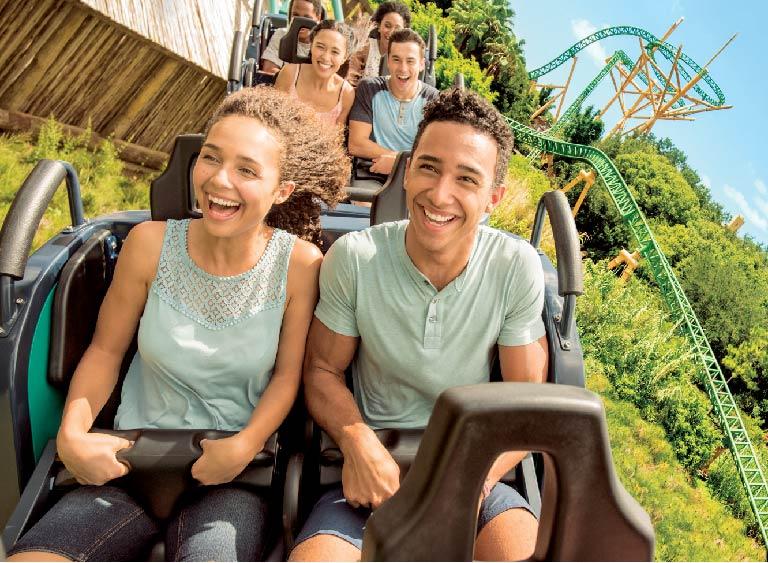 Cobras Curse at Busch Gardens Tampa Bay