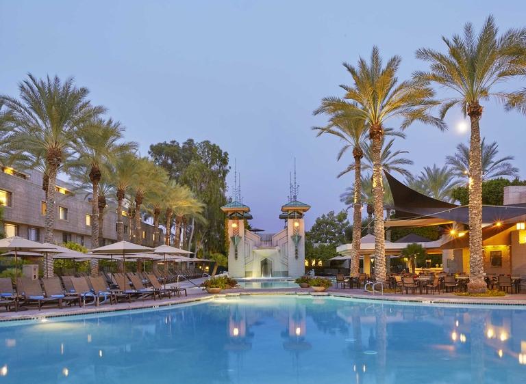 Arizona Biltmore, A Waldorf Astoria Resort, Arizona, USA