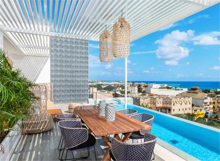 The Fives Downtown Hotel & Residences, Playa del Carmen, Mexico
