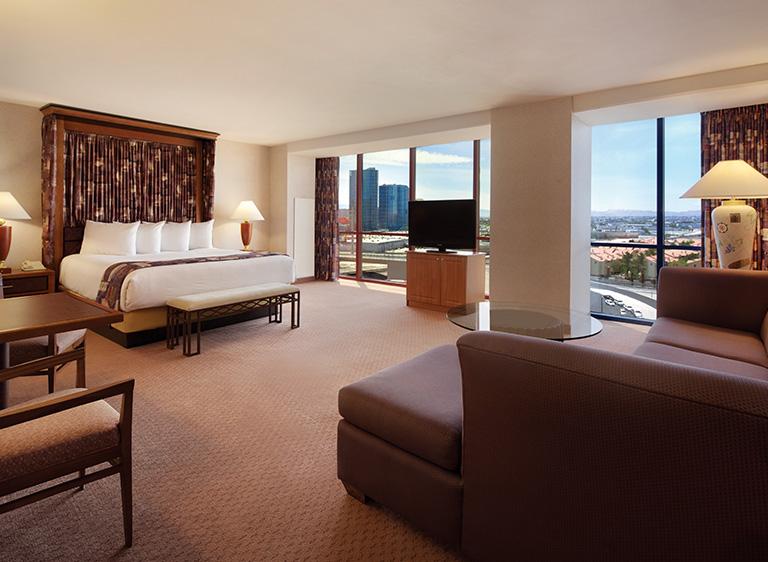Rio Las Vegas – Premium Studio Suite