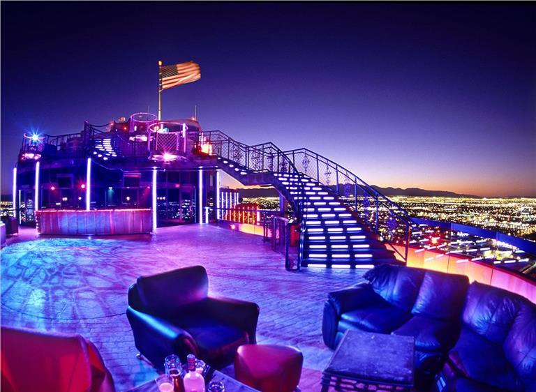 Rio Las Vegas – VooDoo Rooftop Nightclub & Lounge