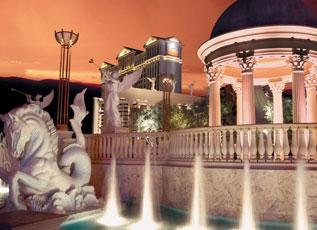 Caesars Palace – Seahorse View