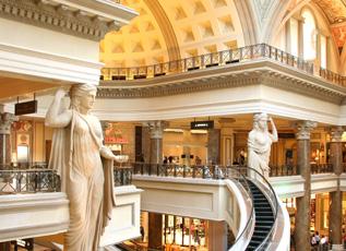 Caesars Palace – The Forum Shops