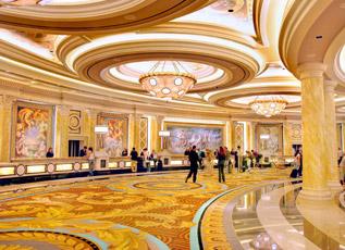 Caesars Palace – Lobby