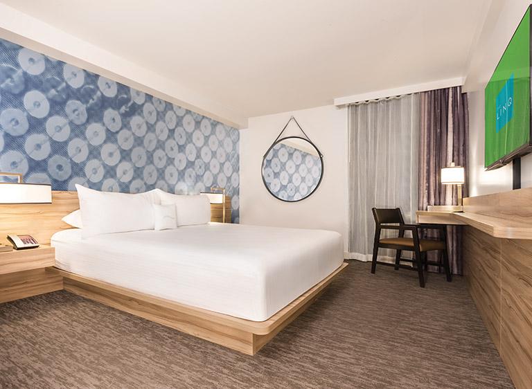 The LINQ Hotel & Casino King Room