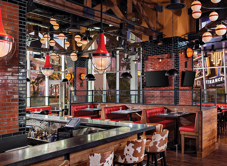 Guy Fieri Kitchen + Bar