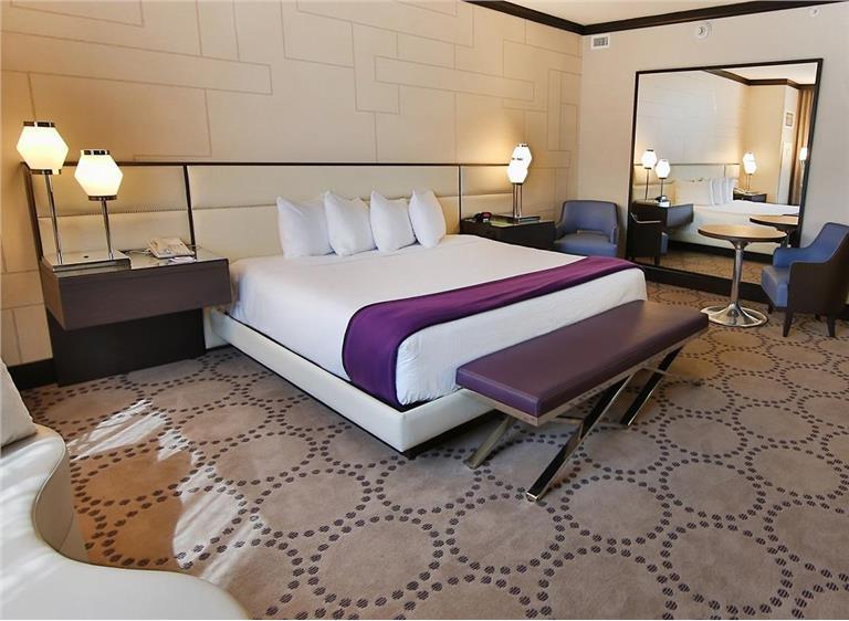Harrah's Atlantic City – Bayview Tower Premium Room