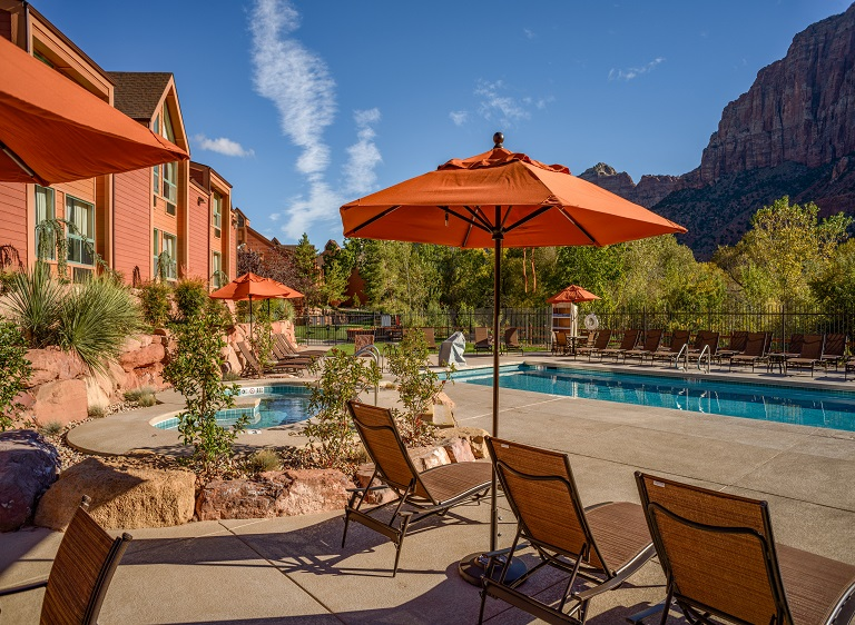 Holiday Inn Express Springdale – Zion